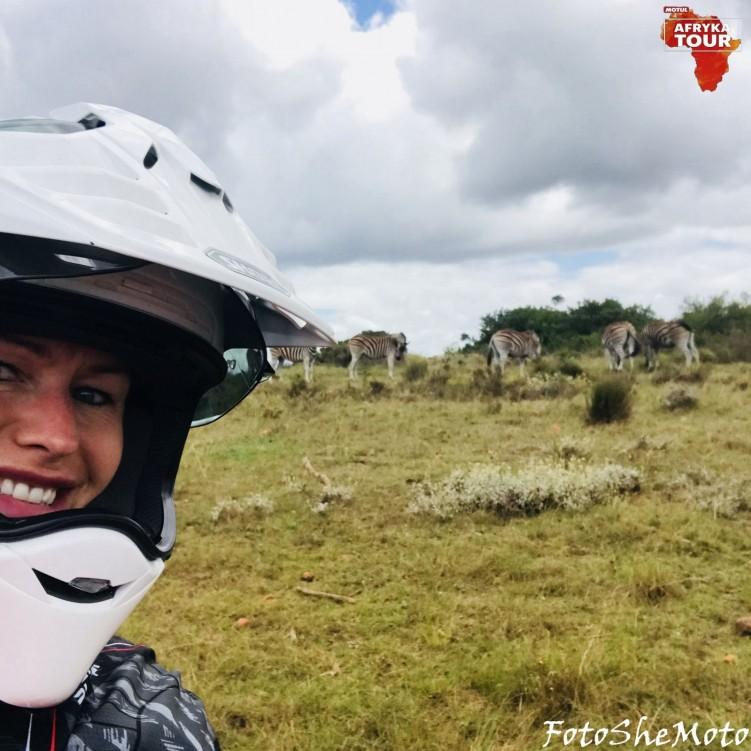 Motul Afryka Tour RPA 23