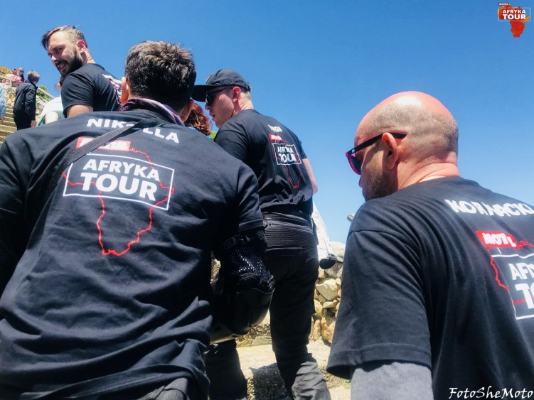 Motul Afryka Tour RPA 33