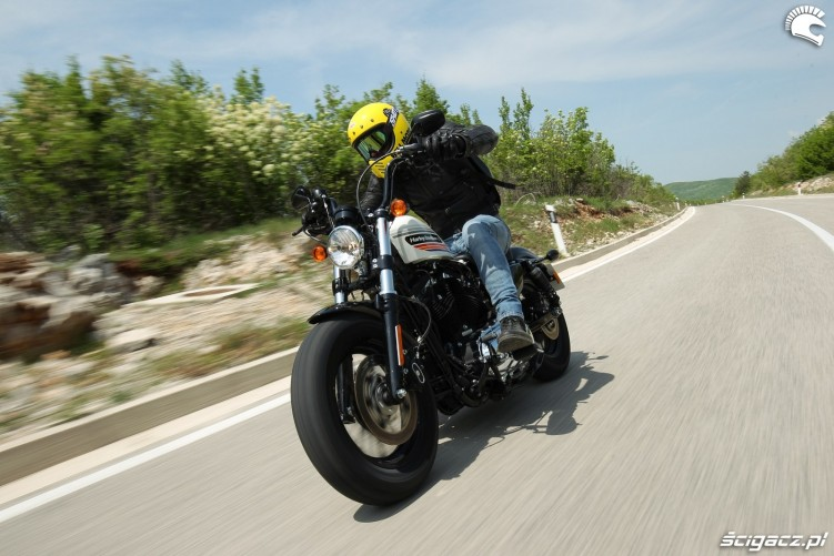 sportster forty eight 1200
