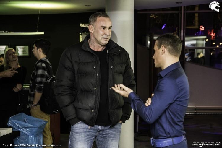 Pawel Szkopek benefis Saleta Szkopek