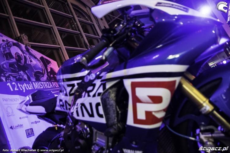 Pawel Szkopek benefis Yamaha R1