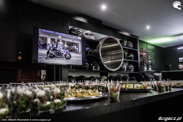 Pawel Szkopek benefis catering 2