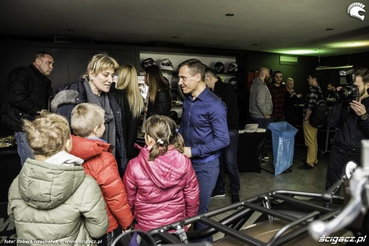 Pawel Szkopek benefis dzieci