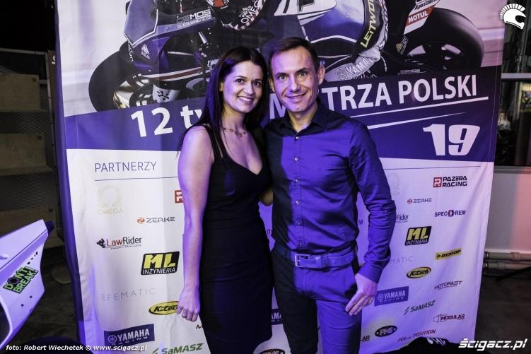Pawel Szkopek benefis scianka