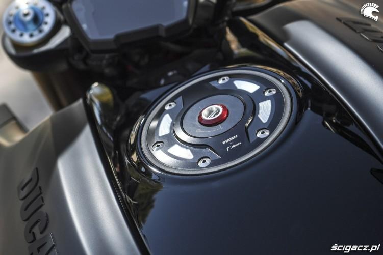diavel 1260 akcesoryjny wlew paliwa