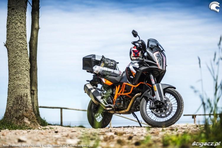 04 KTM 1290 Super Adventure R test motocykla morze 5