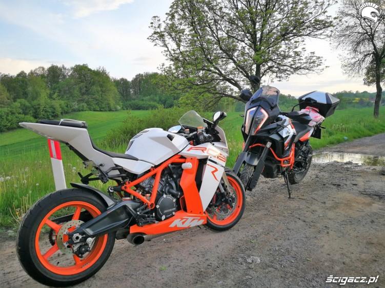 KTM 1290 Super Adventure R Beni test motocykla 13
