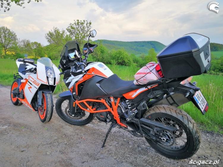 KTM 1290 Super Adventure R Beni test motocykla 14