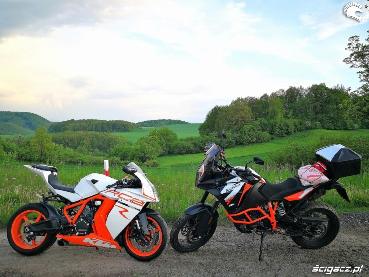 KTM 1290 Super Adventure R Beni test motocykla 16