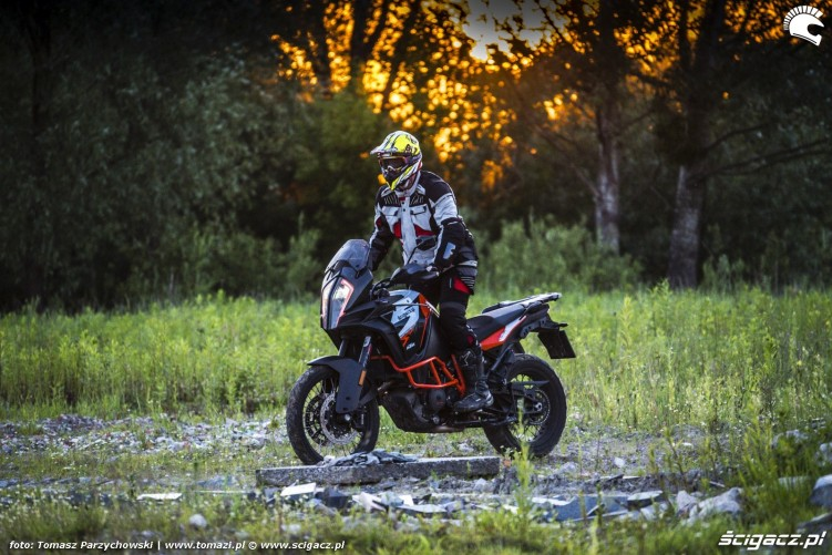 KTM Super Adventure R offroad 08