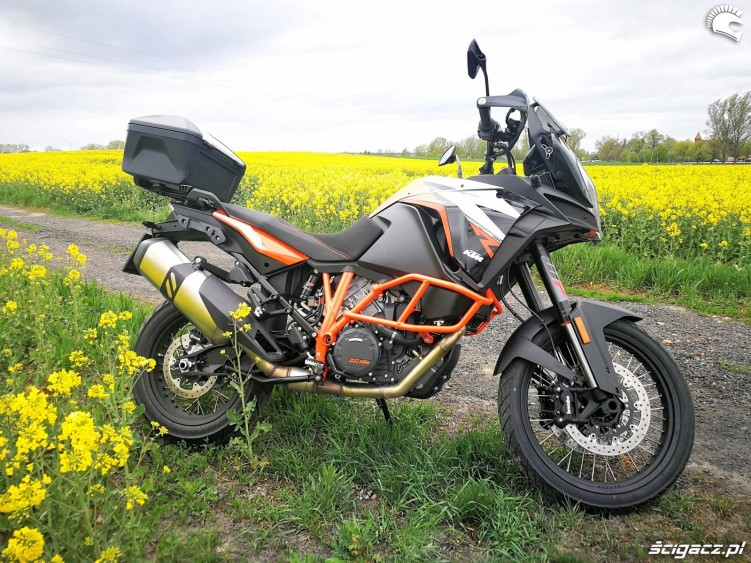 TEST KTM 1290 Super Adventure R 10