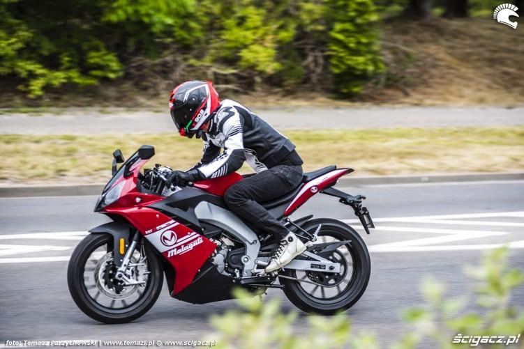 malaguti rst 125 motocykl