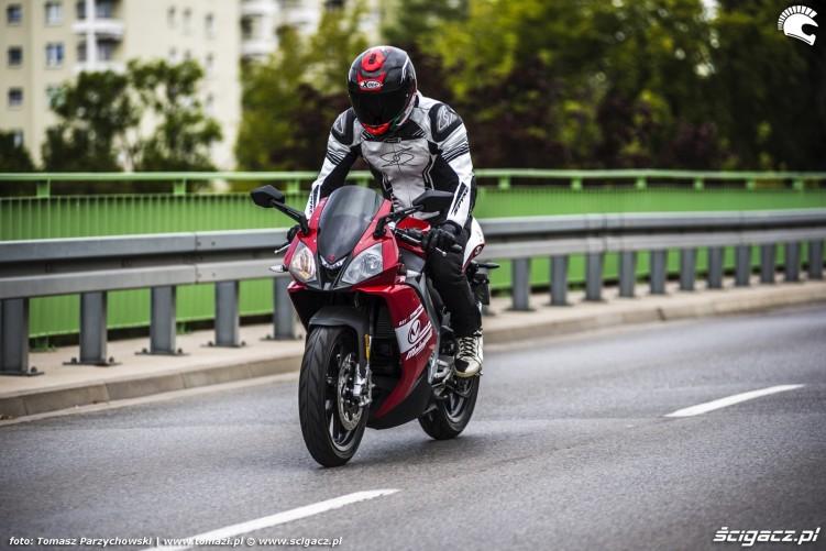 motocykla 125 sportowy