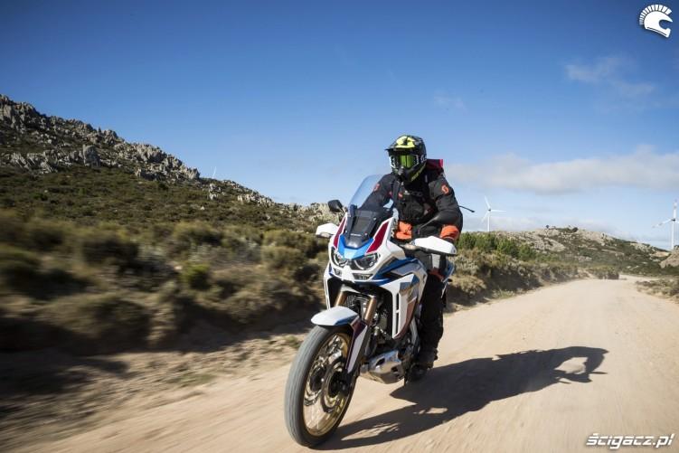 africa twin 1100 adventure sports zmiany