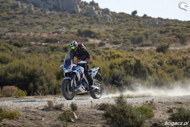 honda africa twin 1100 adventure sports szutry
