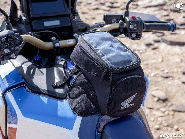 honda africa twin 1100 adventure sports tankbag