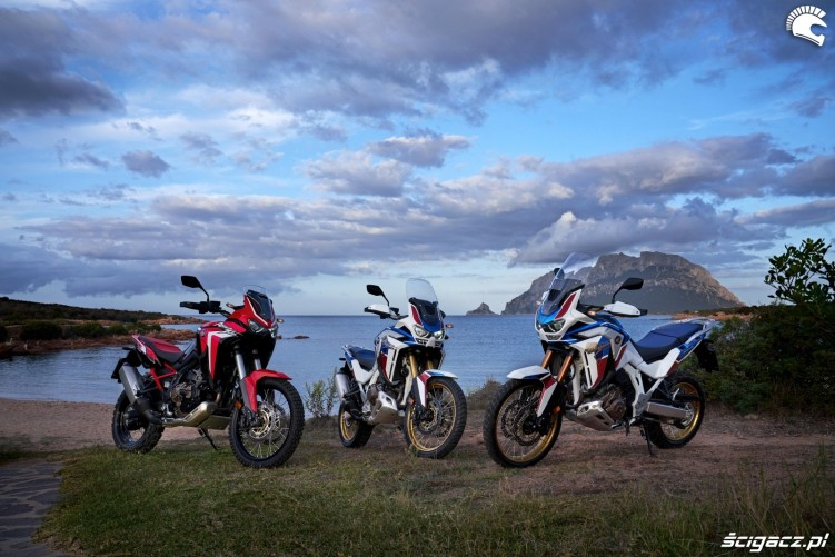 honda africa twin 1100 standard i adventure sports