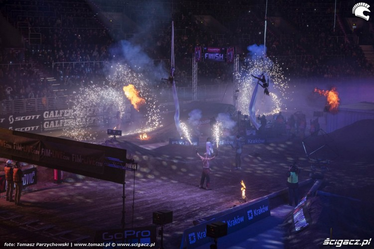 Mistrzostwa Swiata SuperEnduro TAURON Arena Krakow 07 12 2019 024
