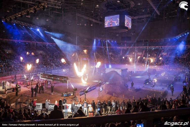 Mistrzostwa Swiata SuperEnduro TAURON Arena Krakow 07 12 2019 027