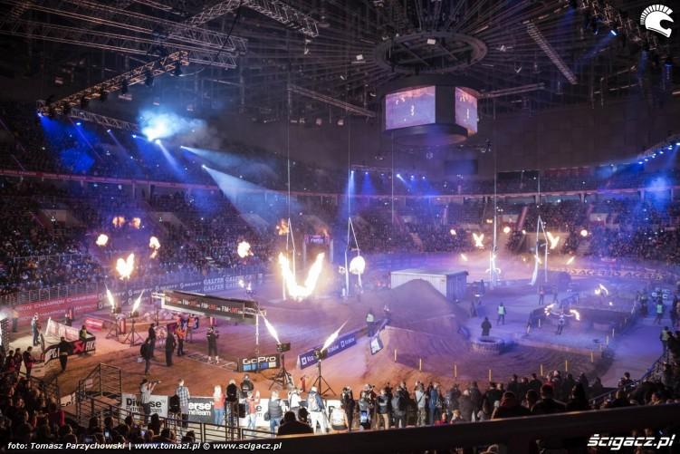 Mistrzostwa Swiata SuperEnduro TAURON Arena Krakow 07 12 2019 028