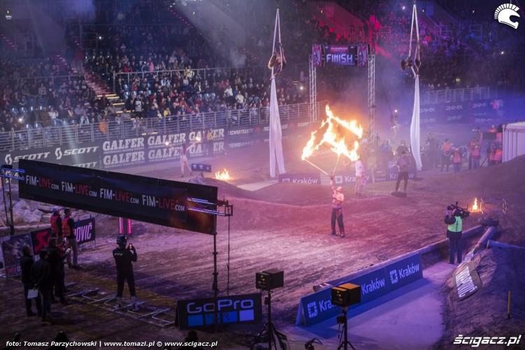 Mistrzostwa Swiata SuperEnduro TAURON Arena Krakow 07 12 2019 030