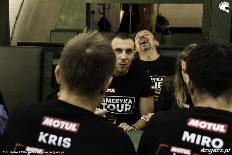 Impreza Motula i Scigacza na Torze Modlin 2019 18