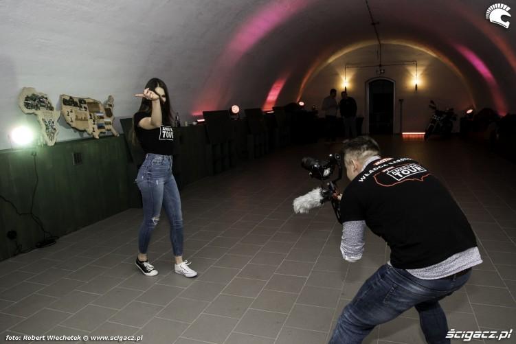 Impreza Motula i Scigacza na Torze Modlin 2019 dominika 333 orlik