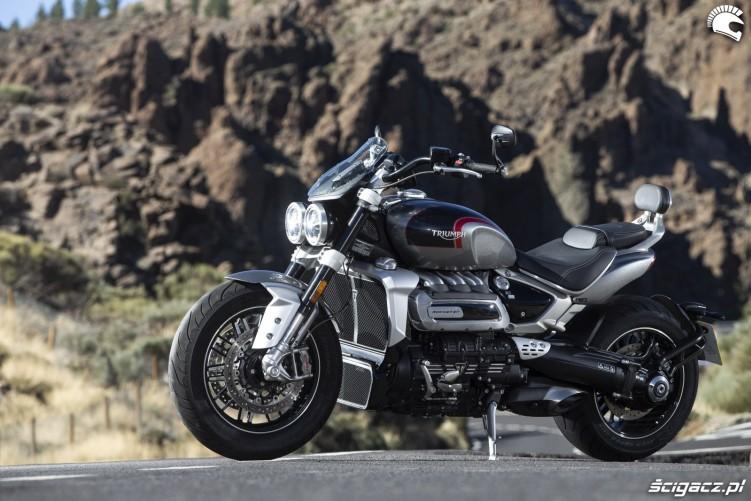 089 triumph rocket 3 gt najwiekszy silnik w motocyklu