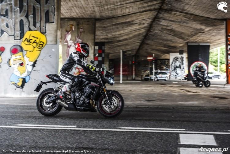triumph street triple rs test