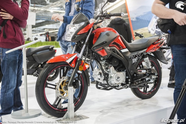 Warsaw Motorcycle Show 2019 013