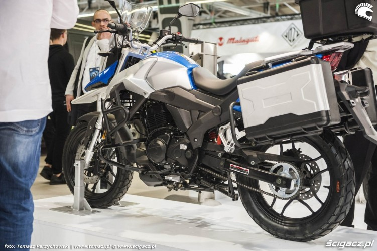 Warsaw Motorcycle Show 2019 014
