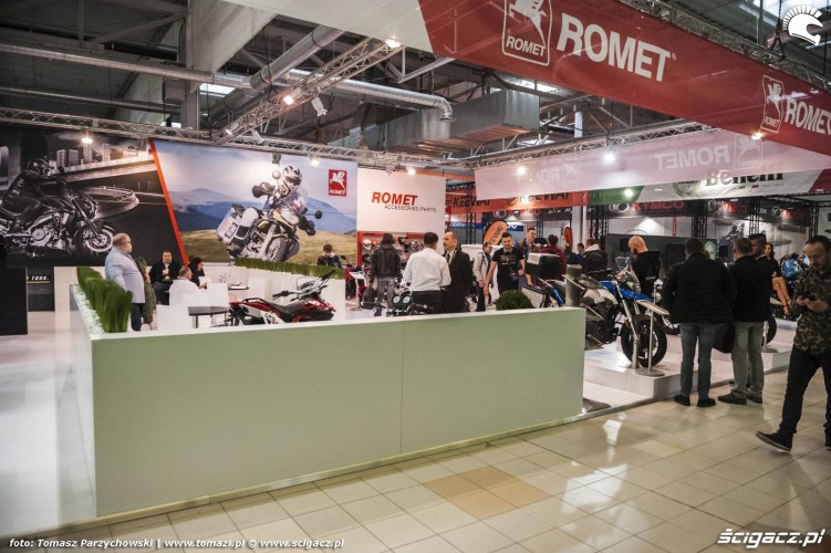 Warsaw Motorcycle Show 2019 028