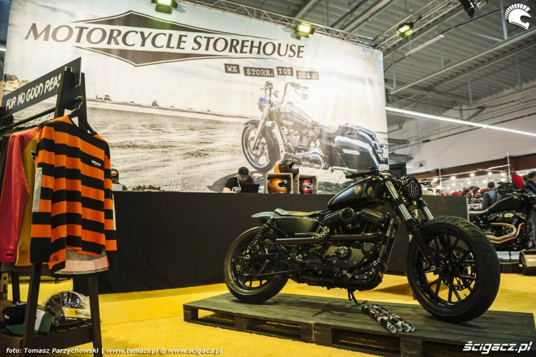 Warsaw Motorcycle Show 2019 063