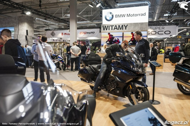 Warsaw Motorcycle Show 2019 088