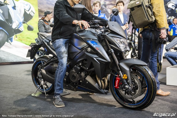 Warsaw Motorcycle Show 2019 101