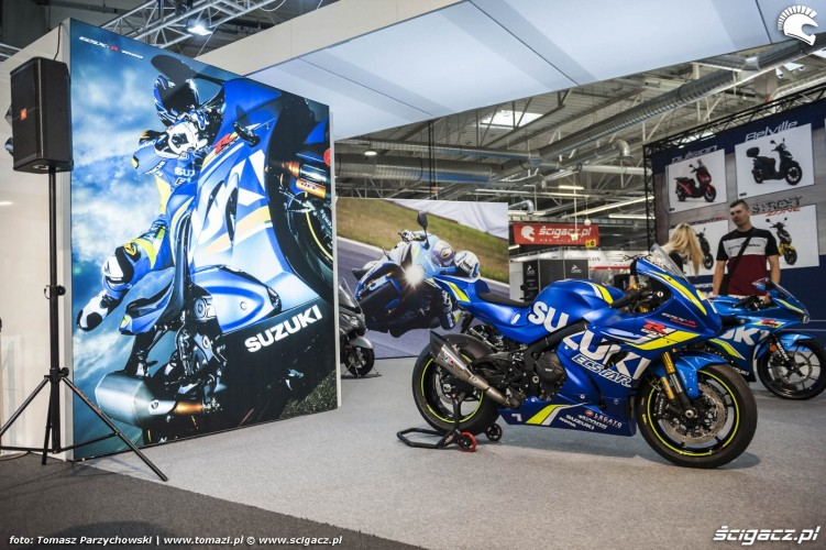 Warsaw Motorcycle Show 2019 105