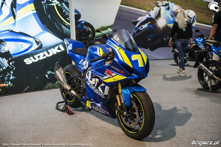 Warsaw Motorcycle Show 2019 106