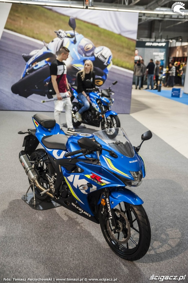 Warsaw Motorcycle Show 2019 107