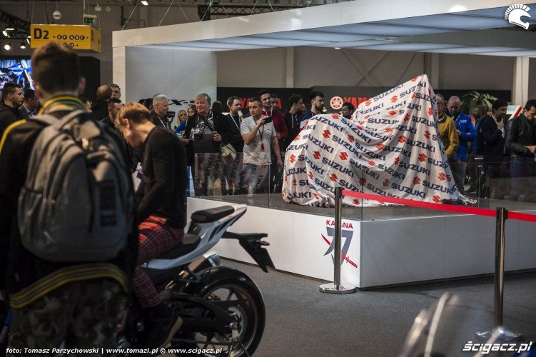 Warsaw Motorcycle Show 2019 108
