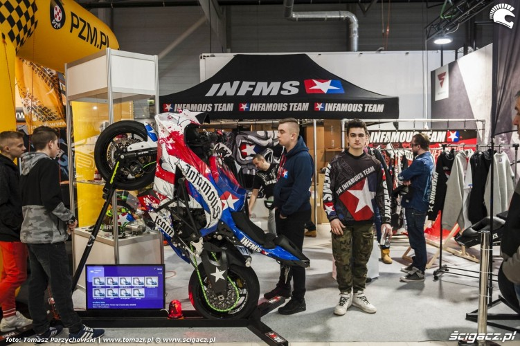 Warsaw Motorcycle Show 2019 109