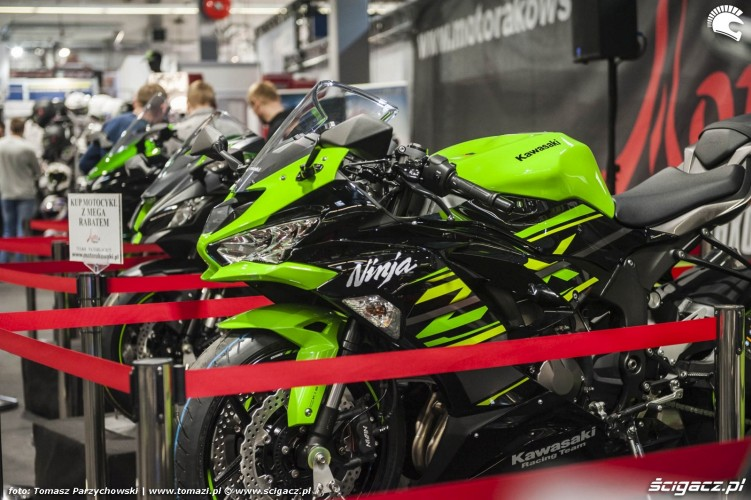 Warsaw Motorcycle Show 2019 110