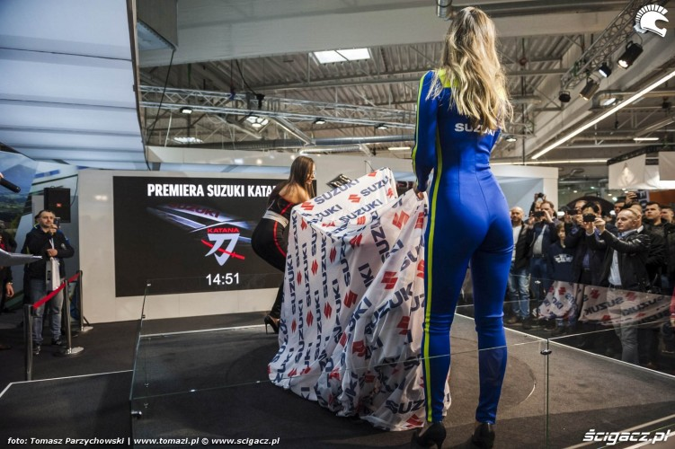 Warsaw Motorcycle Show 2019 111