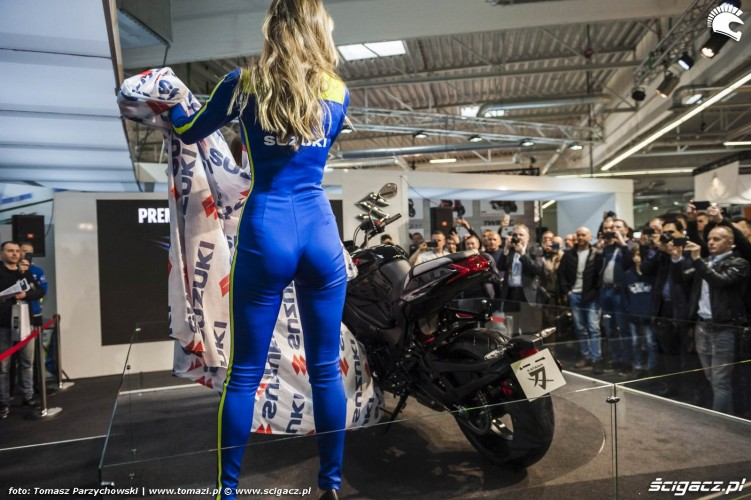 Warsaw Motorcycle Show 2019 115