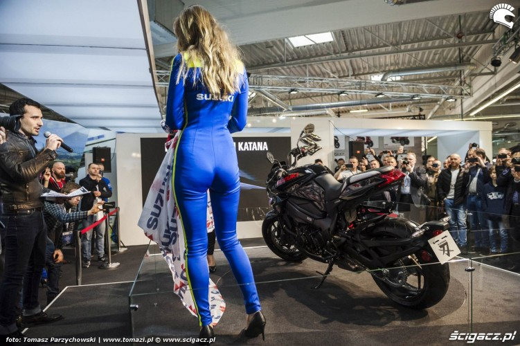 Warsaw Motorcycle Show 2019 116