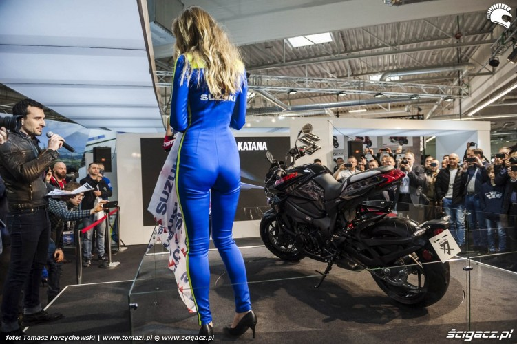 Warsaw Motorcycle Show 2019 117