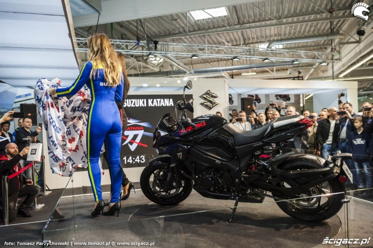Warsaw Motorcycle Show 2019 120