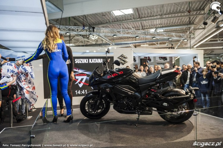 Warsaw Motorcycle Show 2019 121