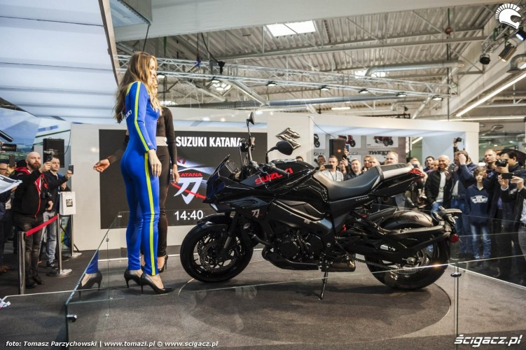 Warsaw Motorcycle Show 2019 122
