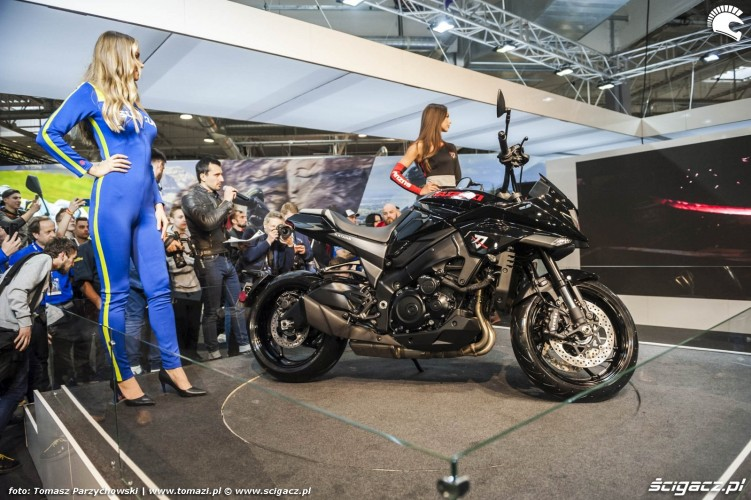 Warsaw Motorcycle Show 2019 133