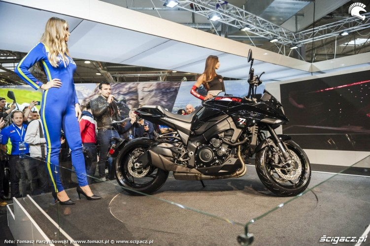 Warsaw Motorcycle Show 2019 134